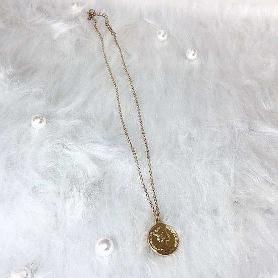 Lucky Coin Necklace