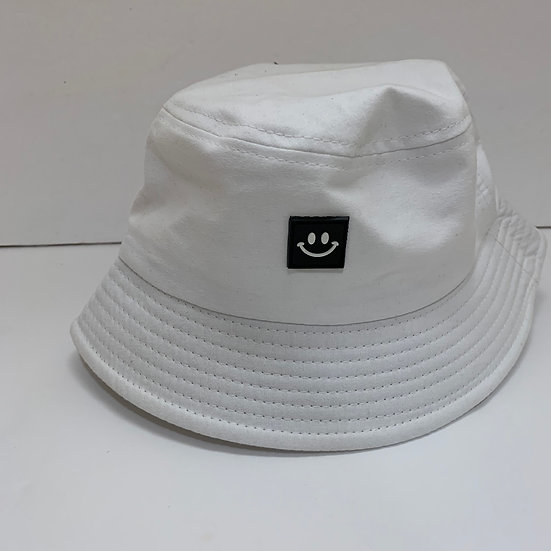 White Smile Bucket