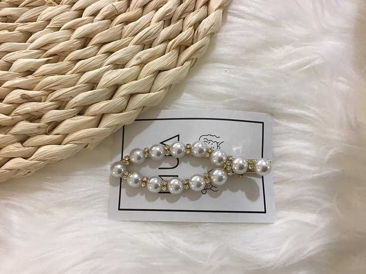 Pearl Hairpin E