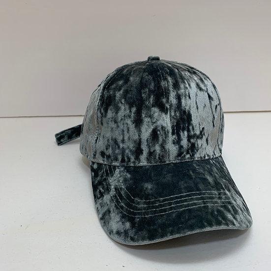 Blue Velvet Cap