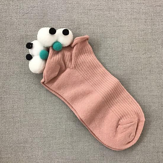 Eye Blush Socks