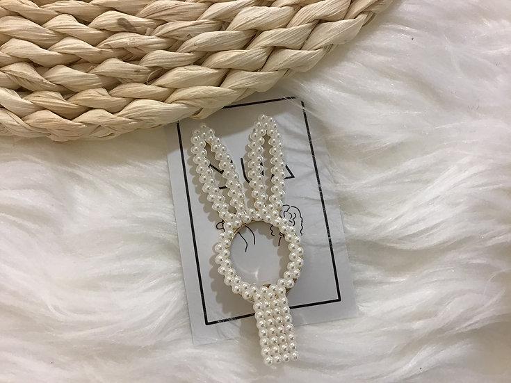 Pearl Hairpin F