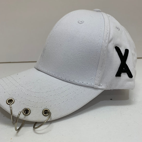Fashion White Cap