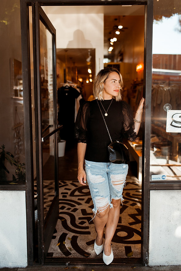 Mollie Elizabeth_Los Angeles Branding Ph