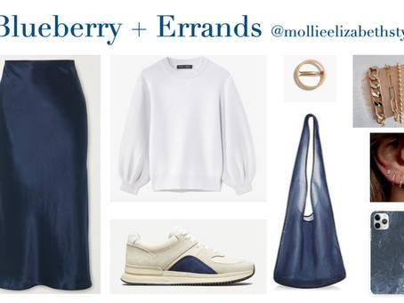 Blueberry + Errands