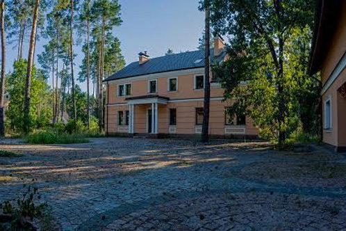 Дом под отделку в КГ «Сосновый бор».