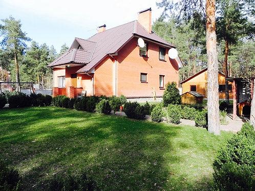 Дом в лесном районе Козине с хорошим ремонтом