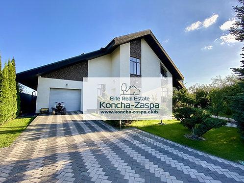 Современный дом в Рудыках