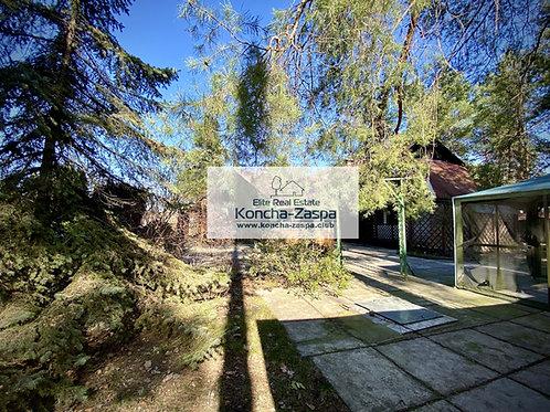 Дом в Романкове с соснами