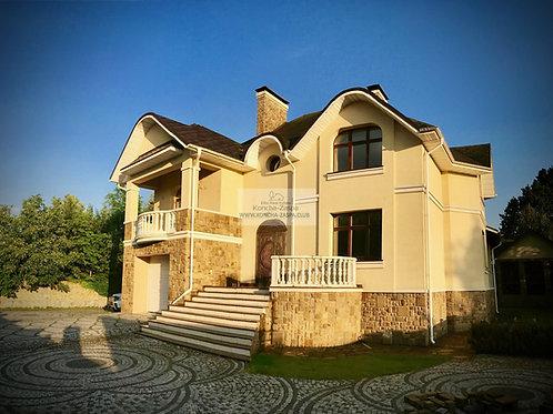 Дом в Золотых Воротах ( Обрий-К)