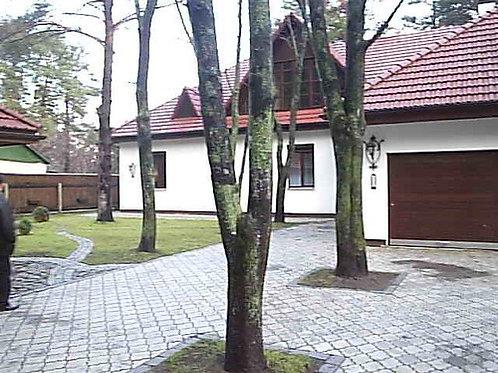 Конча-Озерная, коттедж в охраняемом городке в сосновом лесу!