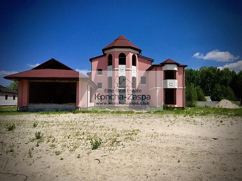 Продажа дома в Козине (Конча Заспа) с выходом на р. Козинка