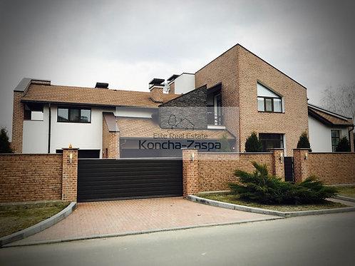 Новый дом в Лесниках в закрытом городке