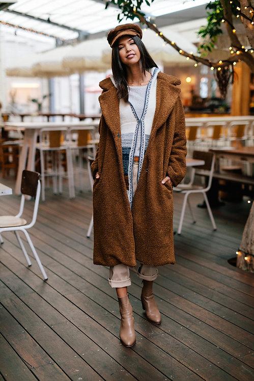 Teddy Coat by Jaase