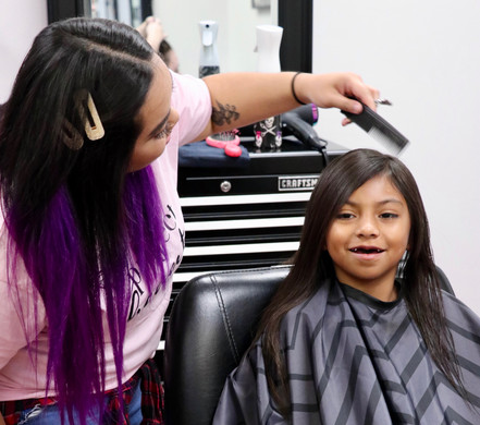 Second Annual Back2School Free Haircut Event