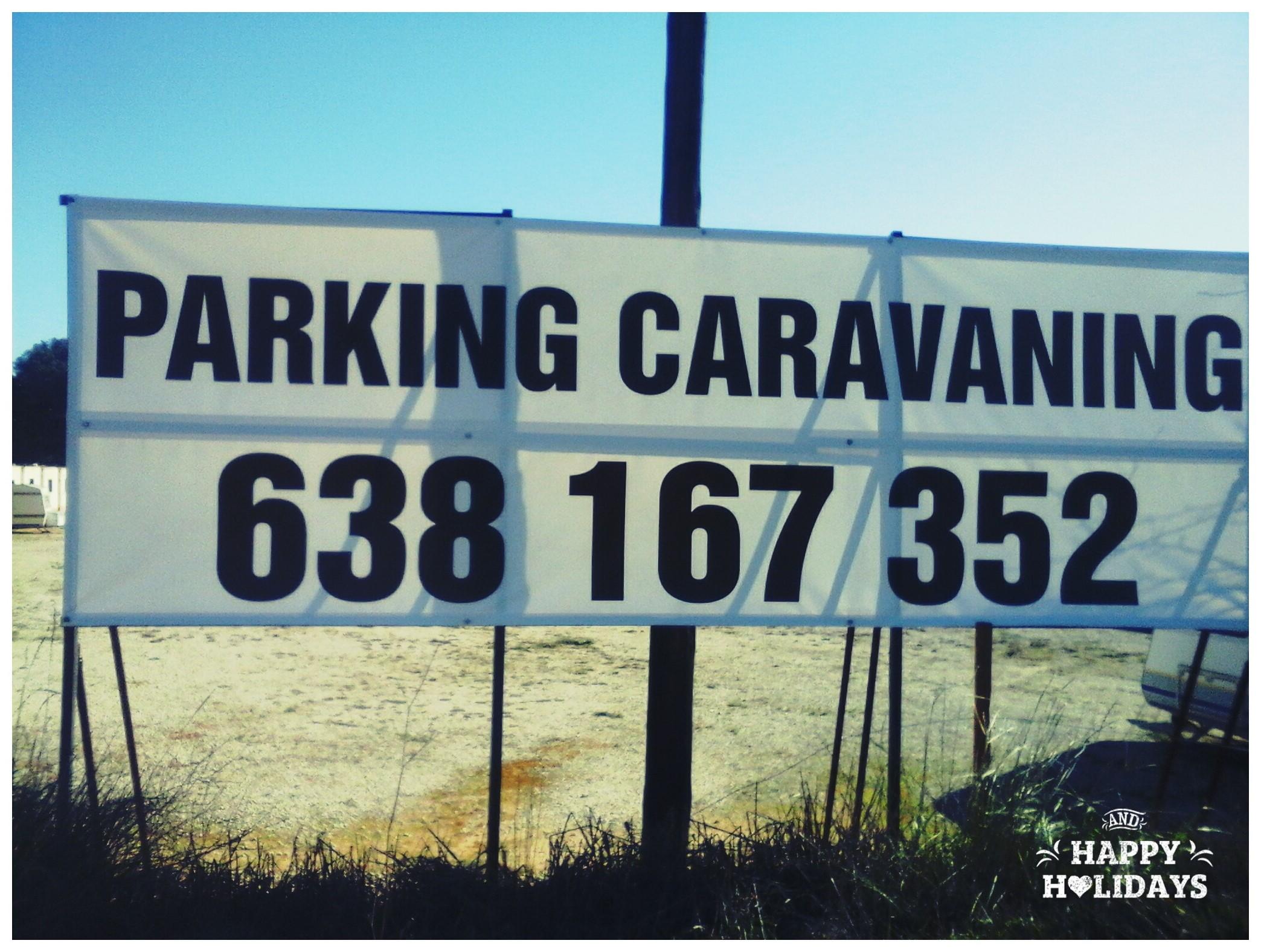 parking caravanas en tarragona