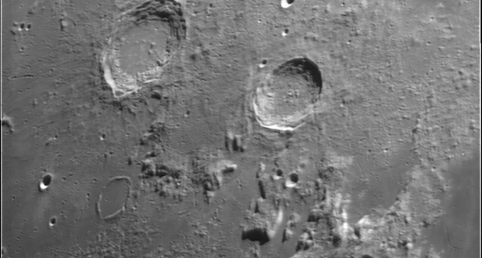 Cratères