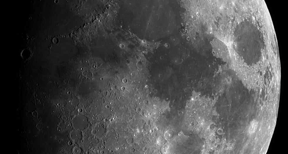 Lune 8eme jour
