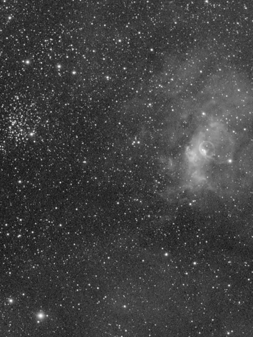 M52 détail
