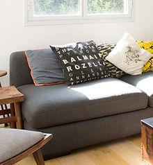 sofa, sofa cover