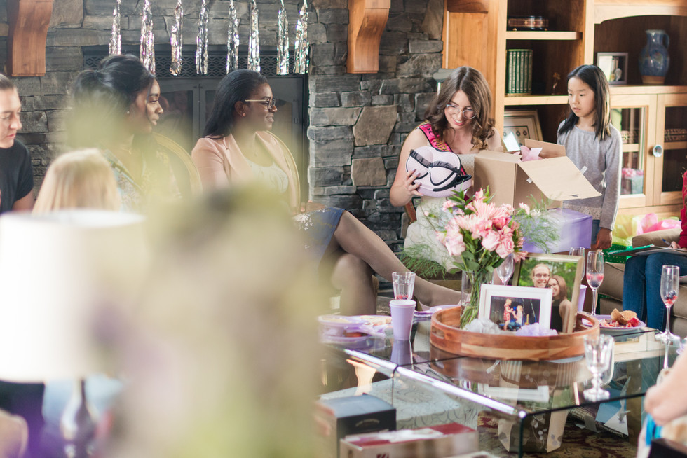 Editorial Photographer - Bearspaw, AB - Robyn's Bridal Shower