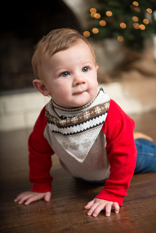 handmade christmas baby bibs Our Creative World