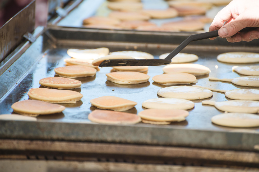 Editorial Photographer - Calgary, AB - Stampede Breakfast