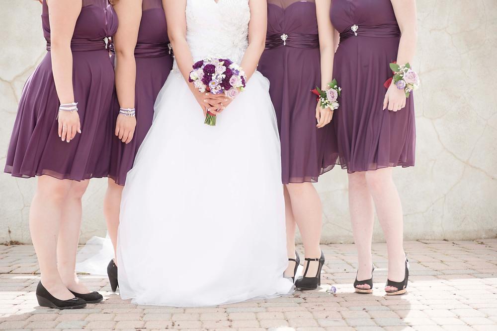 Girls Wedding Details