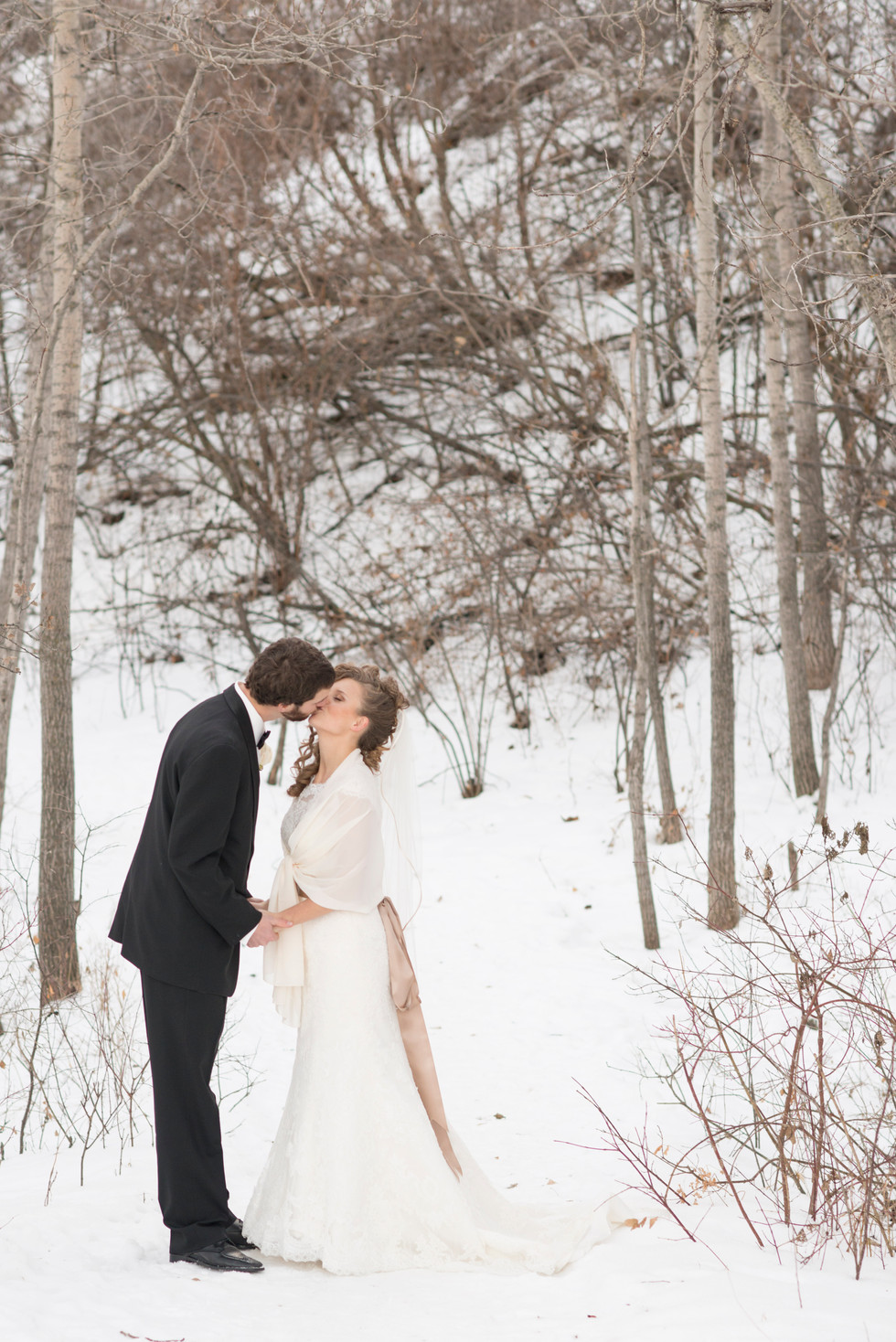 Calgary Winter Wedding - Calgary, AB