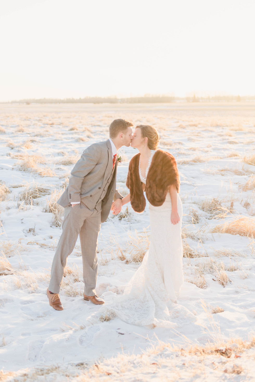 Barrhead and Neerlandia Wedding - Barrhead, AB - Kevin & Jen