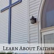 Missions Presentation @ Faithway Baptist Church