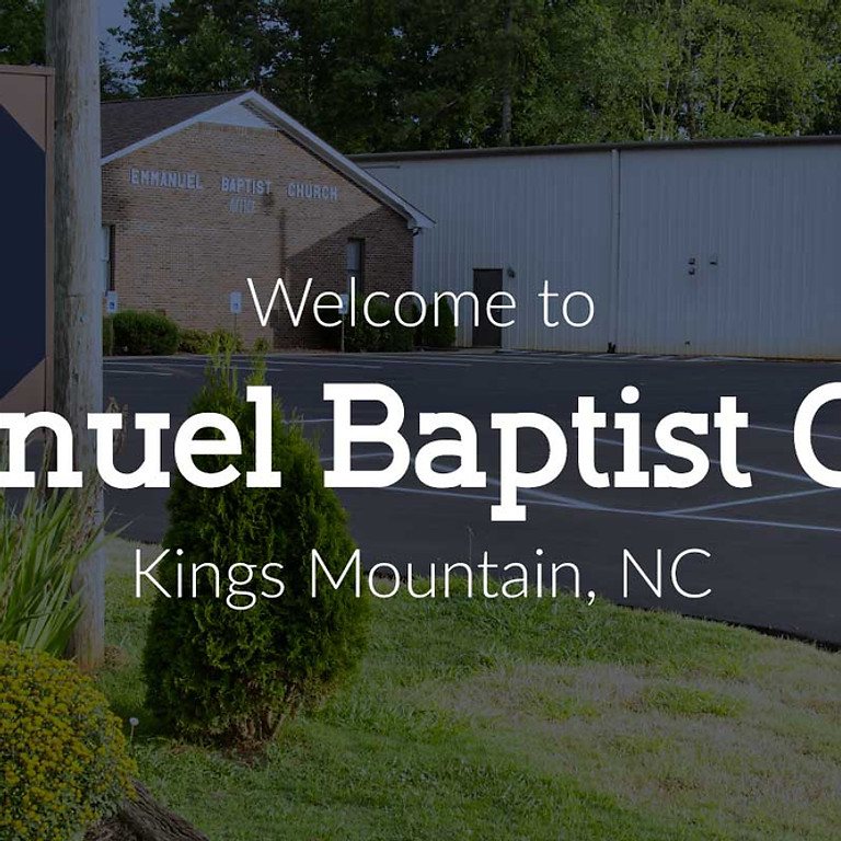Missions Conference @ Emmanuel Baptist Church