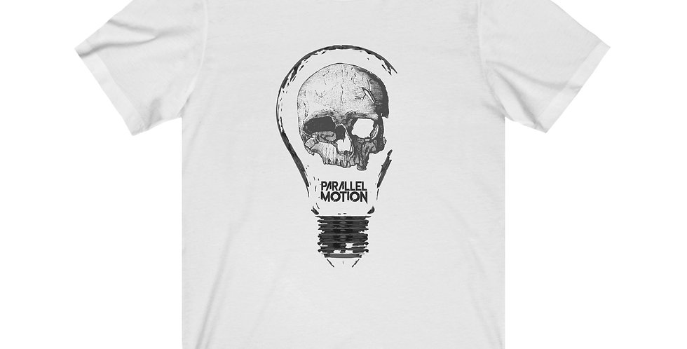 Skully Light / Unisex Jersey Short Sleeve Tee