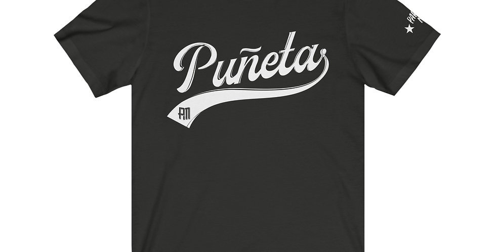 Puñeta / Unisex Jersey Short Sleeve Tee