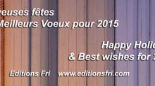 Joyeuses Fetes / Happy Holidays!
