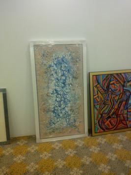 Exhibiting at the Langkawi Biennale 2014