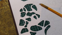 Back into paper cutting