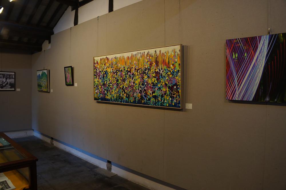 Luo Qi Art Gallery in Xitang, Zhejiang