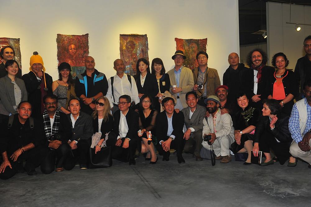 The Artists in Hangzhou