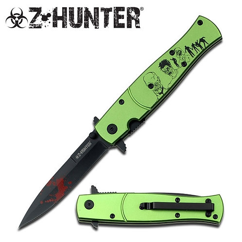 Z Hunter Assisted Opening Knife