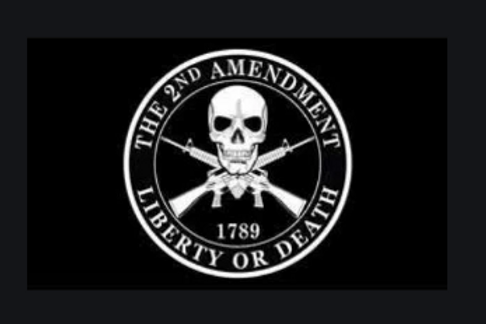 2nd Amendment 3' x 5' Flag