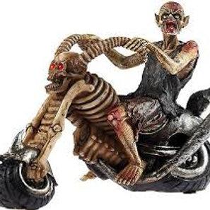 Zombie Hell Bike Rider