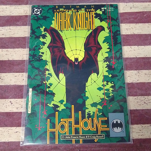 "Feb 93 Legends of the Dark Knight ""Hot House"""