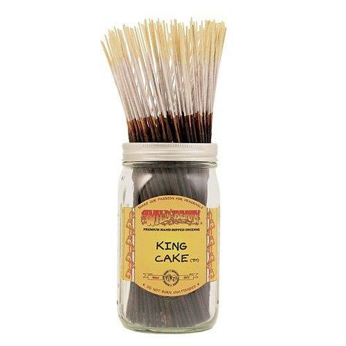 "King Cake Wildberry 11"" Stick Incense"
