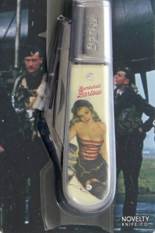 Bombshell Barlow Knife