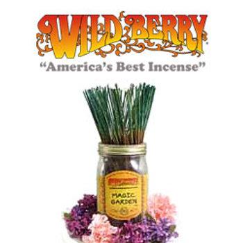 """Magic Garden Wildberry 11"""" Stick Incense"""