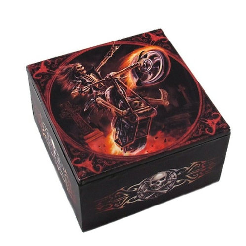 "Anne Stokes Exclusive ""Hell Rider"" Box"