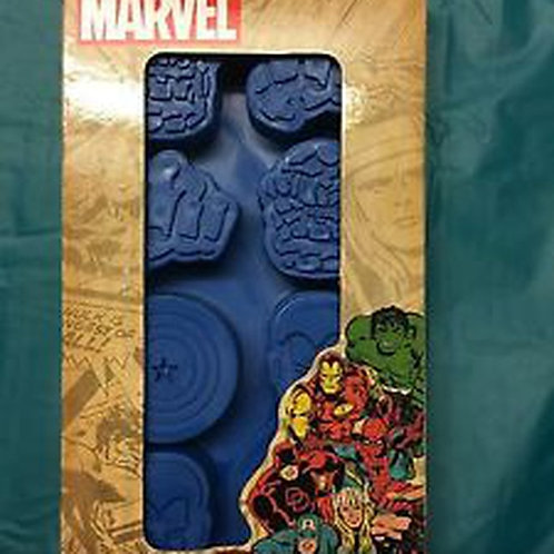 Marvel Comics Silicone Ice Tray