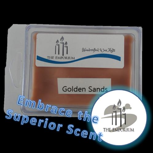 Golden Sands Wax Melts