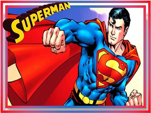Superman e-Juice (Poly Edition)